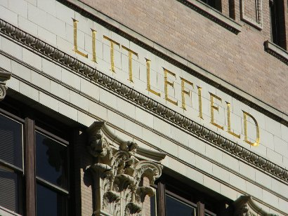 Austin TX - Littlefield Building Name