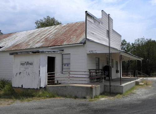 Castell TX - Post Office