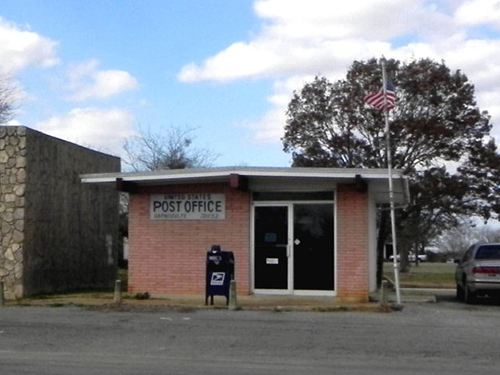 TX -  Harwood Post Office