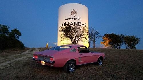 Comanche Texas