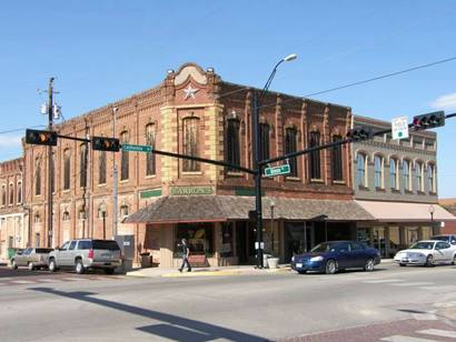 Gainesville Tx Historic Building