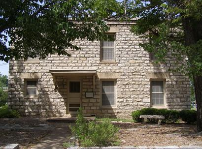 Somervell County Jail, Glen Rose TX