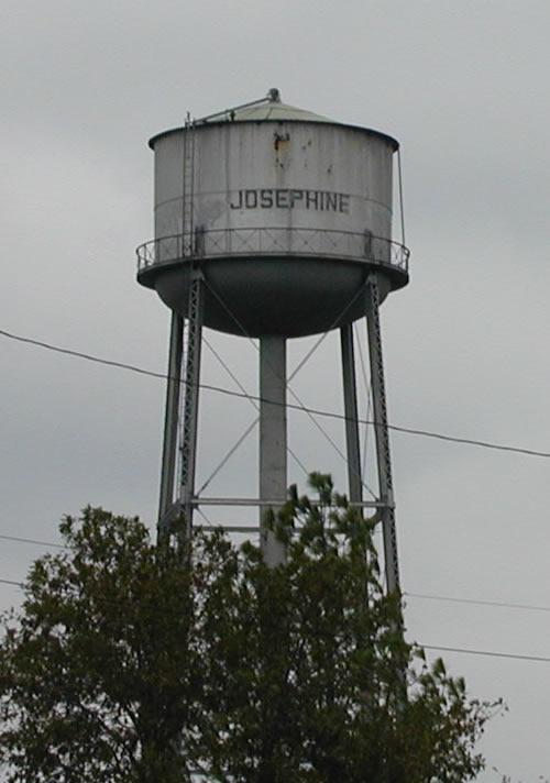 Josephine Texas. Josephine Texas