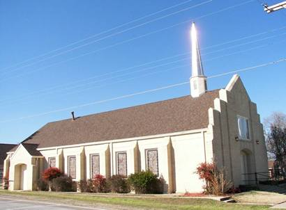 Justin Tx Methodist Church