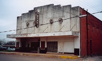 Mcgregor Tx Texas Theatre
