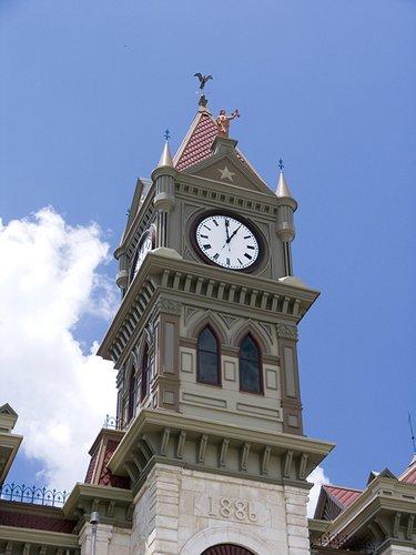 Meridian texas bosque county courthouse clock tower meridian texas publicscrutiny Gallery