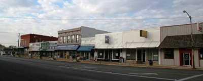 Downtown Midlothian Texas