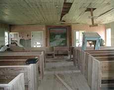 School Hill Church Interior
