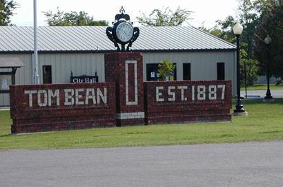Tom Bean Tx >> Tom Bean Texas