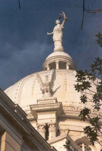Mclennan County Courthouse Waco Texas