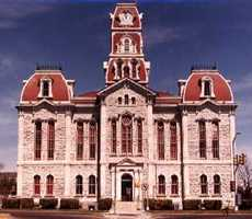 Parker County Courthouse, Weatherford