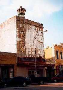 Texas Theaters