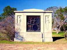 Cost, Texas monument