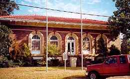 Franklin Texas Carnegie Library