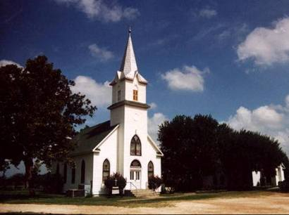 Lutheran Church, Frelsburg, Texas