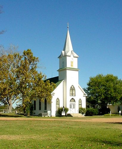 Frelsburg TX - Lutheran Church