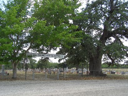 Texas -  Post Oak Community Cemetery