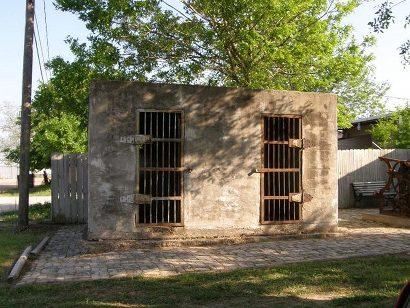 Somerville Tx 1940 Jail