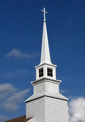 Terryville texas terryville texas east hebron church steeple altavistaventures Images