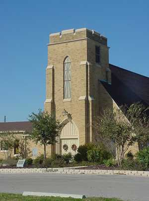Lutheran Church Warda Texas