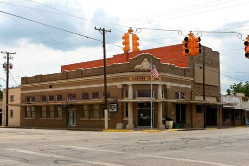 texas yorktown city hall