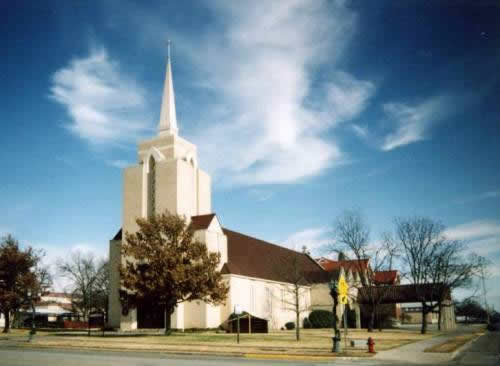 Sacred Heart Church, Muenster, Texas