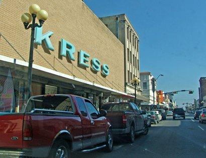 Kress Buildings Across Texas America