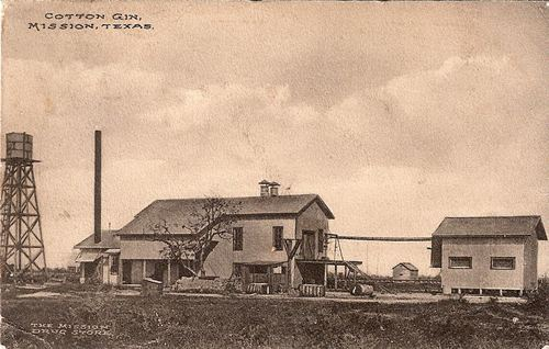 Cotton Gin, Mission, Texas