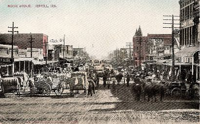 Cotton Scenes -  Terrell TX1 909