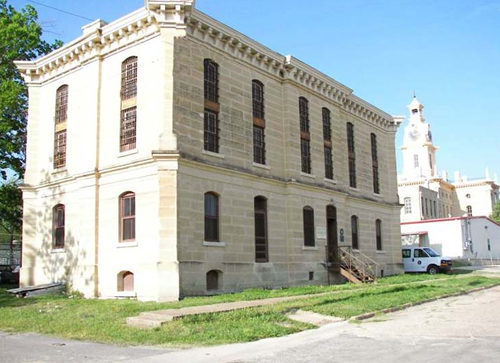 Clarksville Tx Red River County Jail