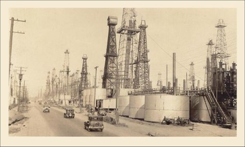 Kilgore Tx Oil Field