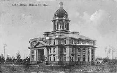 Hardin County Courthouse, Kountze, Texas