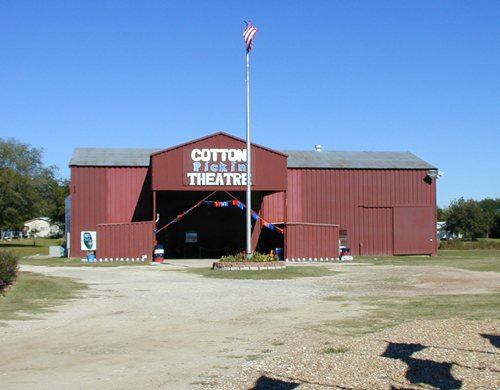 Cotton Pickin Theatre, Point Texas