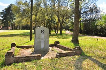 First Battle - Regulators Moderators War, Texas Centennial Marker near  Center Texas