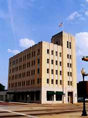 Blackstone Building, Tyler, Texas