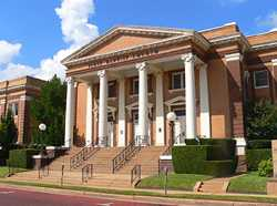The First Baptist Church, Tyler, Texas