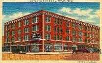 Blazimar Hotel Taylor Texas