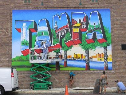 Tampa Art Awaits The National Spotlight