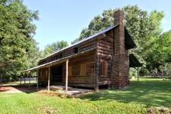 Historic Gaines-Oliphint House, Hemphill, TX