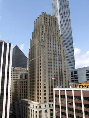 Houston Gulf Building 430 36 Flrs 1929