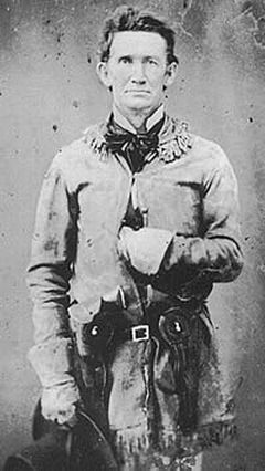 Texas Ranger John Salmon Ford