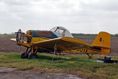 Agricultural Aircraft And Leland Snow