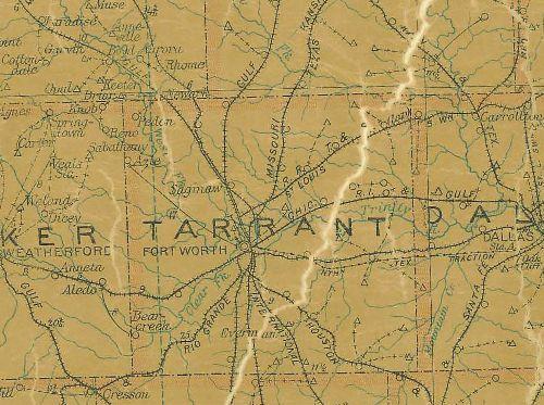 Tarrant County Texas