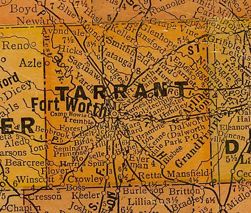 Tarrant County, Texas Genealogy Genealogy - FamilySearch Wiki
