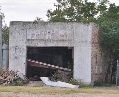 Freer Tx Fire Dept
