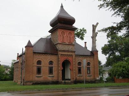 Port Gibson Mississippi