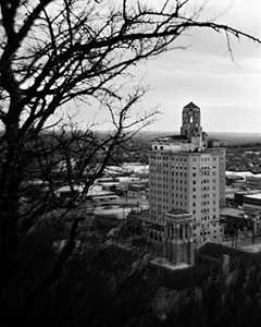 Baker Hotel in Mineral Wells, Texas