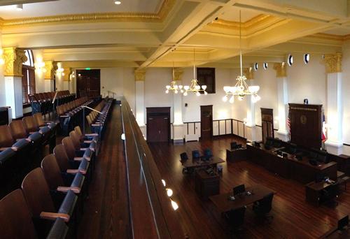 Bexar County Courthouse, San Antonio Texas