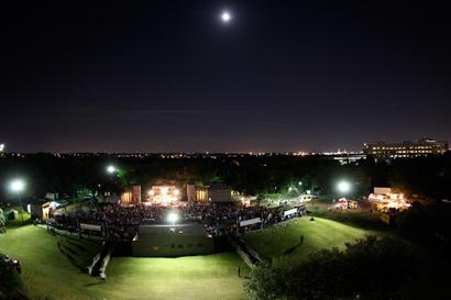 Sunken Garden Amphitheatre San Antonio Texas