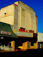 Rialto Theater In Alice Texas